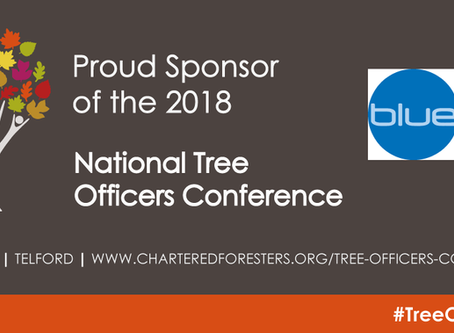 Visit Bluesky at the National Tree Officers Conference.