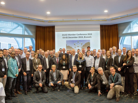 Inaugural European Aerial Survey Industry Association Event Attracts Worldwide Audience