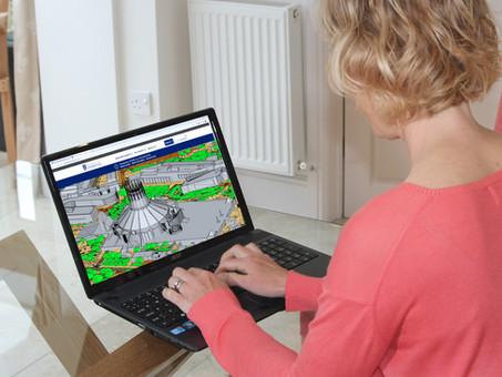 Bluesky 3D Building Models Bring Architectural Studies Online During Lockdown