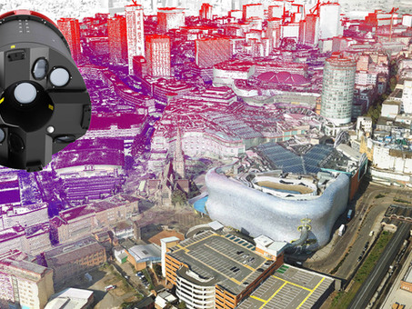 Bluesky Addresses Urgent Need for 3D Mapping Data with Sensor Investment