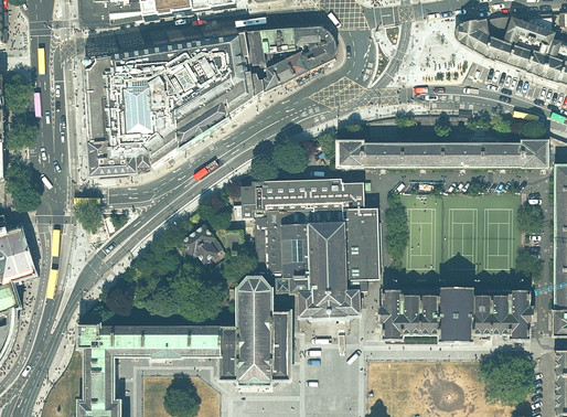 Bluesky Captures First Ultra High Resolution Aerial Survey Images of Dublin
