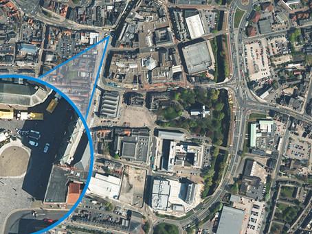 Bluesky Aerial Photos Help Darlington Council Map out Economic Growth