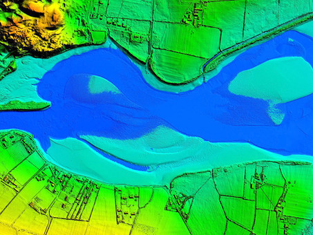 Bluesky Takes to the Air to Create First Ever 3D Map of Northern Ireland's Coastline