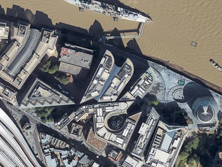 Bluesky 5cm Aerial Photography Reveals Hidden Parts of London