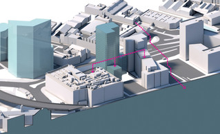 Bluesky 3D Building Models Provide Sense of Place for London Design Agency