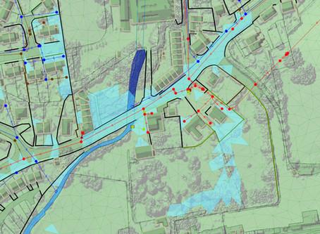 Bluesky LiDAR Helps Mott MacDonald Bentley Create Flood Alleviation Model for Yorkshire Water
