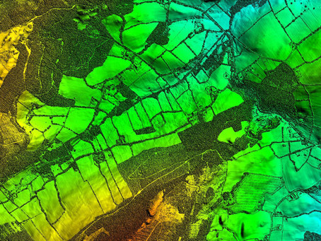 Bluesky LiDAR Supports Major Irish Water Supply Project