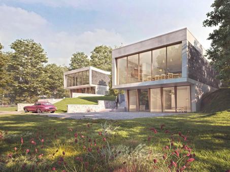 Architect Brings Design to Life with Virtual Reality Using 3D Building Models