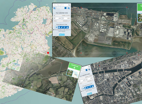 Bluesky Completes Aerial Photography Coverage of Ireland