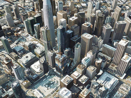 Bluesky Launches MetroVista 3D City Mapping Service in US