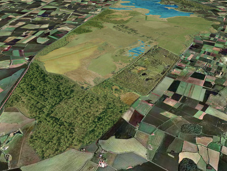 Bluesky Aerial Images Highlight Nature's Role in Tackling Climate