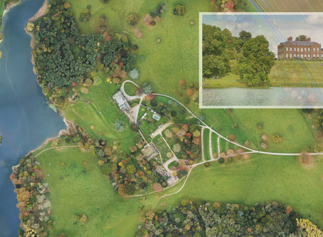 National Trust Deploys Laser Survey Aircraft from Bluesky to Map Shropshire Estate in 3D