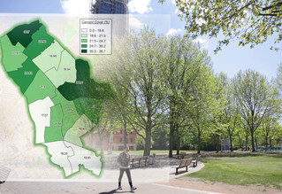 Bluesky National Tree Map Reveals Islington's Tree Cover