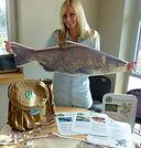 Sara Stahlman, Pennsylvania Sea Grant, iMapInvasives testimonial, Encouraging Words