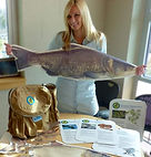 Sara Stahlman, Pennsylvania Sea Grant, iMapInvasives testimonial, Encouraging Words