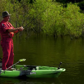 "April 13-19, 2020: Glade Run Lake to air on television show ""Fishing University"""