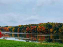 Lake Colors in Fall