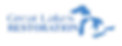 Great Lakes Restoration Initiative logo, iMapInvasives funding source