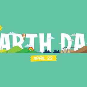 Happy 50th Earth Day Everyone!