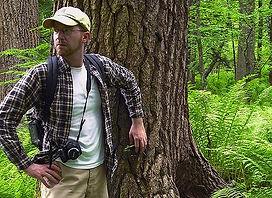 Pennsylvania iMapInvasives, Nicholas Tonelli, citizen scientist, nature enthusiast, invasive species, spread and impact, positive testimonial, encouraging words.
