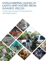 Safeguarding America's Land and Waters from Invasive Species, a National Framework for Early Detection and Rapid Response (2016)