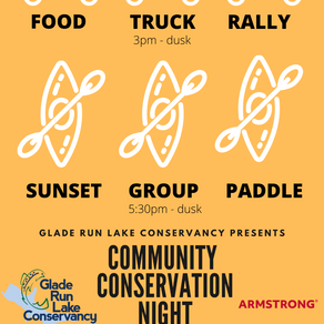 Glade Run Lake Community Conservation Night (October 1, 2020)