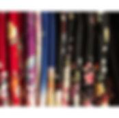 袴用に使用するお着物__#二尺袖 part1 🤳♡ .__30着以上あるので、
