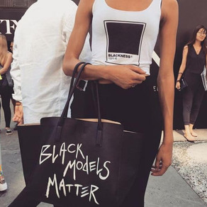 Let's Talk About It: The Fashion Industry Continuously Fails Black Models