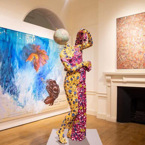 African Art on the Rise in London: 1-54 Contemporary African Art Fair