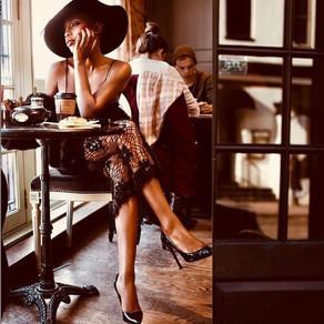 Passionate Fashion Collector Turned Phenomenal Fashion Creator: Sai Sankoh!