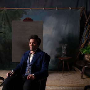 """Ray Fearon and Isaac Julien """"Reflection on Place"""""""