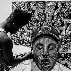 Laolu Senbanjo: The Many Faces of Art
