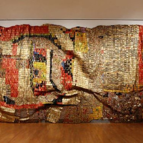 El Anatsui: The Artist Between Earth and Heaven