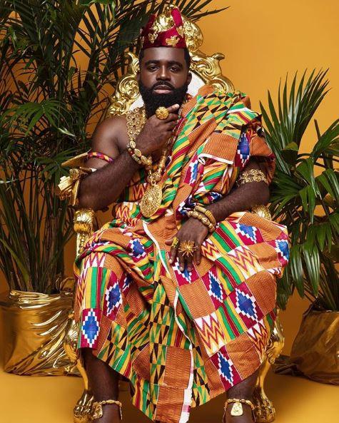 Music Artist Afro B
