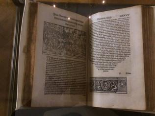 """Visite de l'exposition """"Images & Révoltes dans le livre et l'estampe"""""""