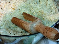 Lemon Rosemary Bath Salt