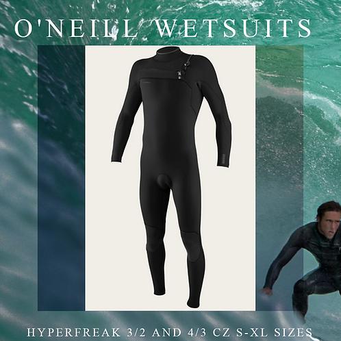 4/3 O'Neill Hyperfreak Wetsuit