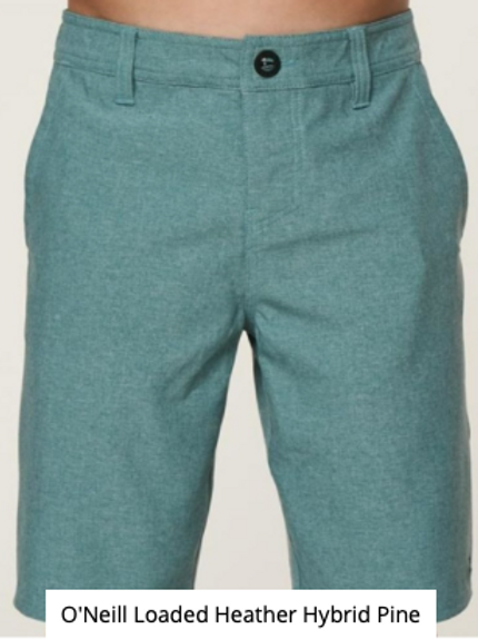 Oneill Boys Hybrid Shorts
