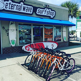 Eternal Wave Surf Shop, Learn to surf in Myrtle Beach, Surf lessons in Myrtle Beach. Myrtle Beach surf lessons, Garden City, Surfside Beach, Murrells Inlet, South Carolina, Rent a surf board, Surf Camps, Paddle Board tours, Surfing, surf lessons