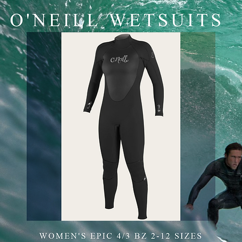 O'neill 4/3 Flair Wetsuit