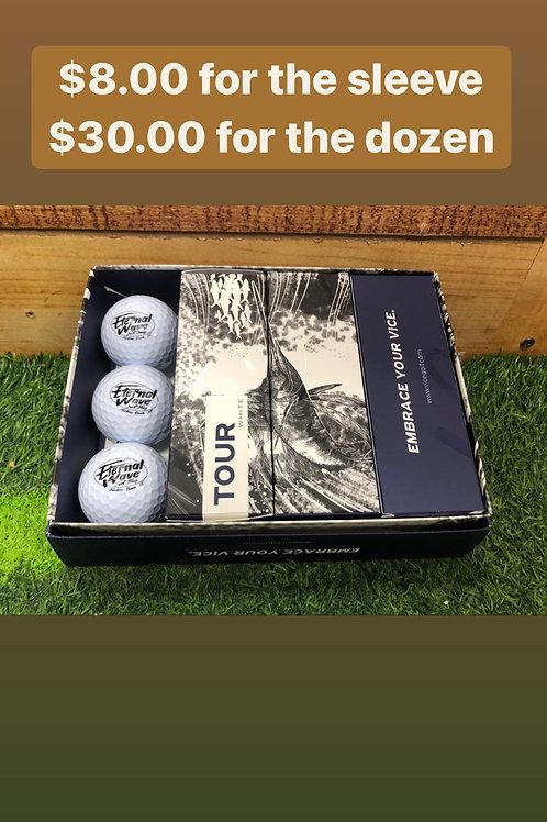 E Wave Golf Balls (Dozen)