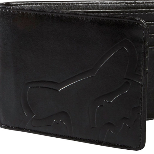 Leather Wallet FOX