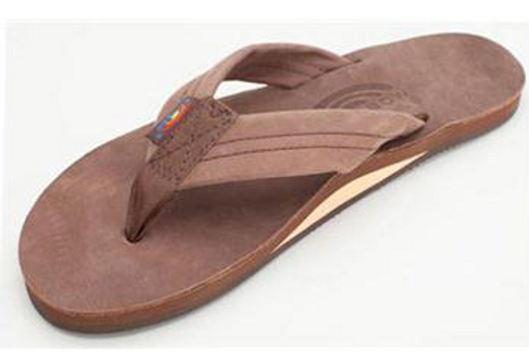 Women Rainbow Sandals (Wide Strap, Regular Sole)