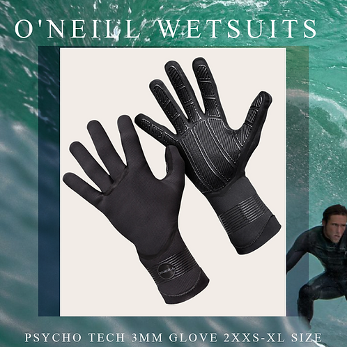 O'neill Psycho Tech SL 3mm Gloves