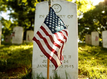 Memorial Day - Celebrating our Nation's Heroes