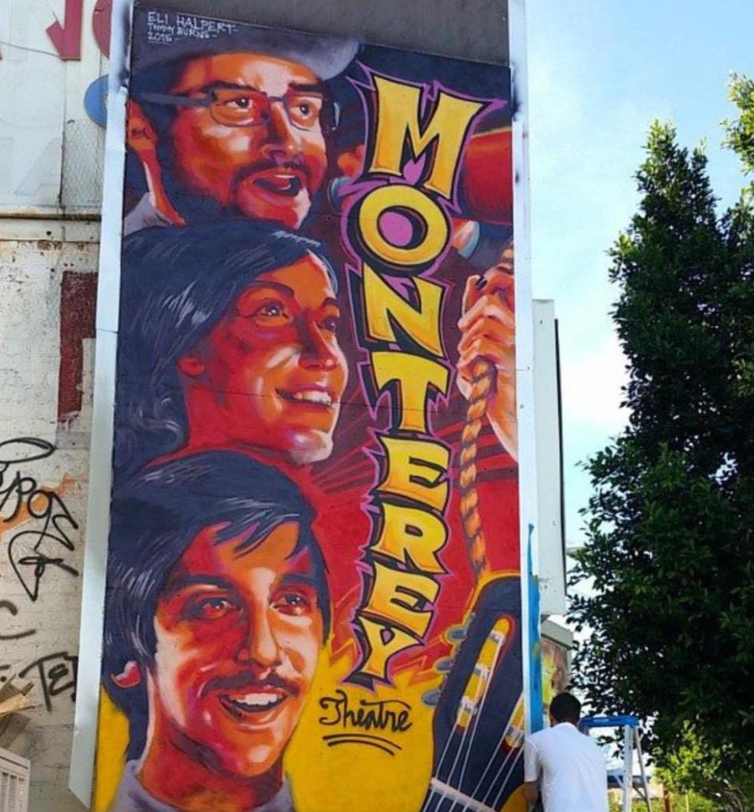 Dromebox Mural