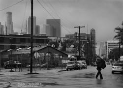 """Its Raining In LA,"" Eriberto Oriol"