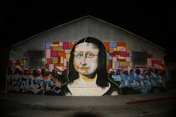 Mona Lisa on Rose