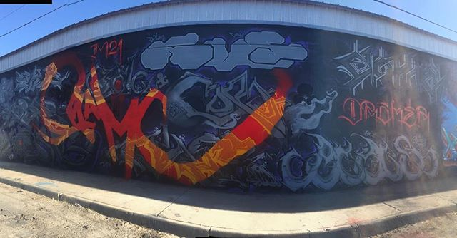 #borderlandjam2017#bamc#bamcrew#panoramic