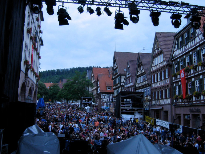 Live at Calw